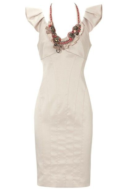 V-neck Slim Dress  Size:UK8 UK10 UK12 UK14 UK16  Color:Black , dark purple, light beige