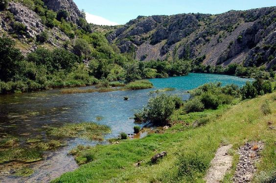 Route RC ab Rijeka - Kroatien Motorsegler Kreuzfahrten