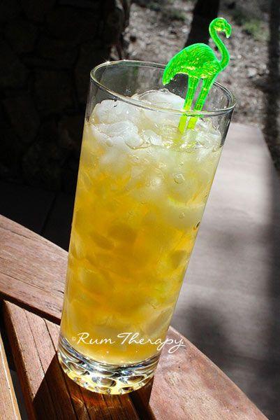 Bajan-Cooler - Best Rum Cocktails