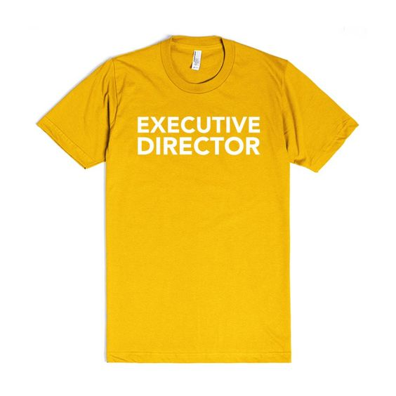 Executive Director Because Badass Problem Solver Isn't An Official Job Title