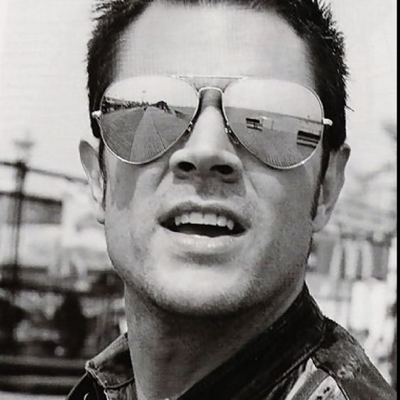 Johnny Knoxville. <3