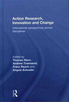 #newbook: Action Research, Innovation and Change./ Mudd, Philip  http://solo.bodleian.ox.ac.uk/OXVU1:LSCOP_OX:oxfaleph020490652