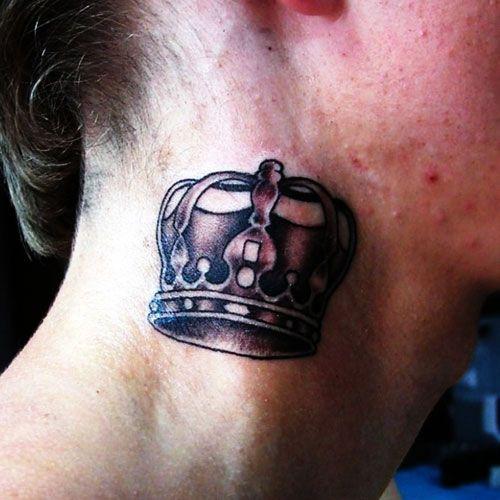 125 Best Neck Tattoos For Men Cool Ideas Designs 2020 Guide Best Neck Tattoos Neck Tattoo Back Of Neck Tattoo