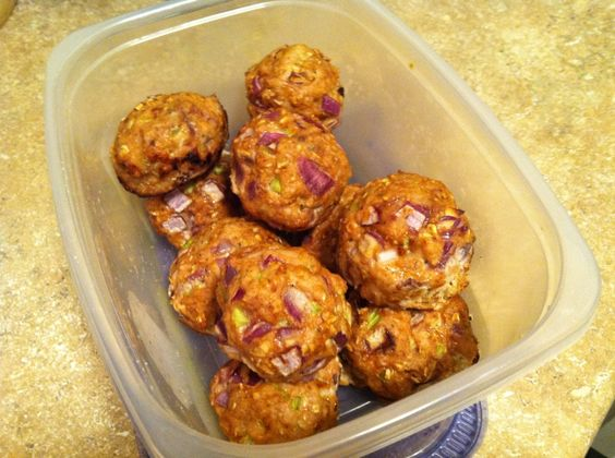 Turkey Chipotle Muffins...Mmmmm