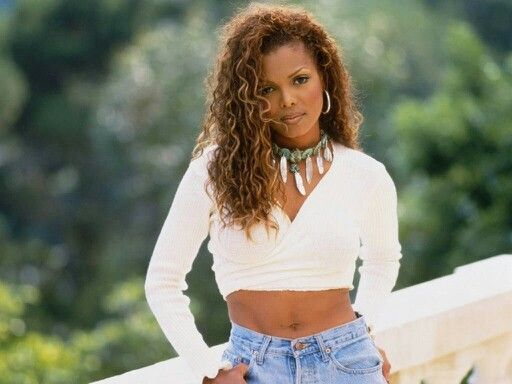 Pleasant Janet Jackson Girl Crushes And Crushes On Pinterest Short Hairstyles Gunalazisus
