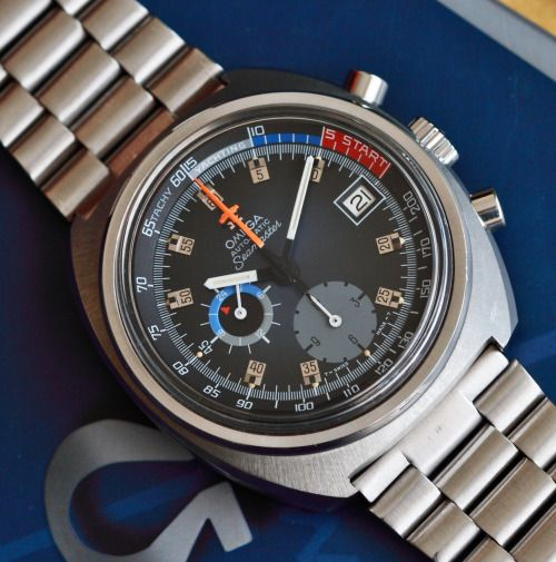 omegaforums:  Vintage OMEGA Seamaster Regatta Timer Chronograph In Stainless Steel Circa 1970s - http://omegaforums.net