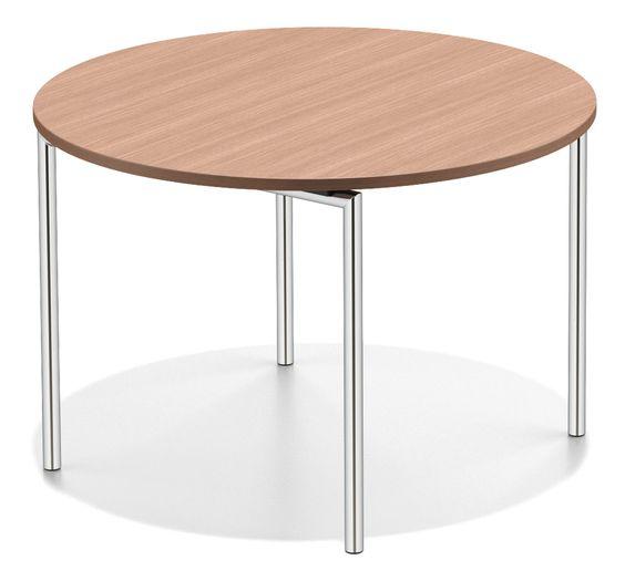 table top circular 110 cm, height 74 cm