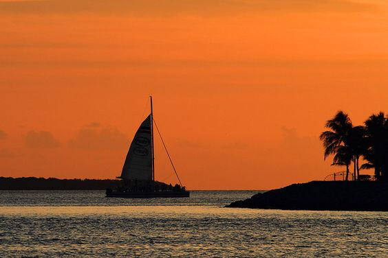 Sailboat at Key West | Flickr - Photo Sharing!