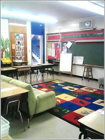 Creating a Cozy Classroom