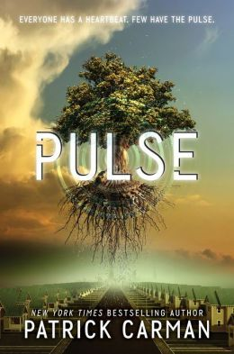 Pulse by Patrick Carman. In the year 2051, when most Americans live in one of two gigantic, modern States, Faith Daniels, part of a dwindling group that lives between, learns that she, like other misfits, has unusual abilities that could help when the inevitable war begins.