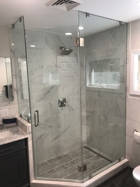 All Glass Shower Custom 3 Side Shape Glass Shower Doors Frameless Glass Shower Doors Frameless Glass Shower Enclosure