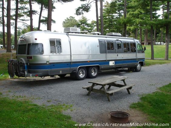 classic airstream motorhome www. Black Bedroom Furniture Sets. Home Design Ideas
