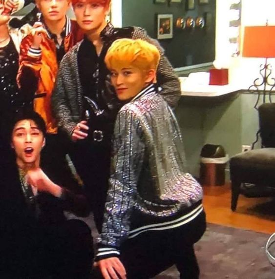Nct Dream Smuts Nct Meme Faces Mark Nct
