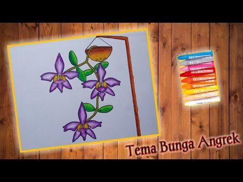 Fantastis 12 Gambar Bunga Anggrek Gantung Cara Menggambar Bunga Anggrek Langkah Demi Langkah Beserta Vas Gantung Gradasi Warna Oil Gambar Bunga Bunga Anggrek
