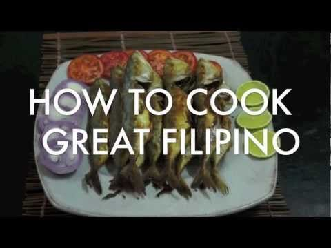 Pritong Isda Easy Fried Fish How To Cook Great Filipino Pinoy Recipes Phillipines Cooking Youtube Fish Recipes Pinoy Food Fried Fish