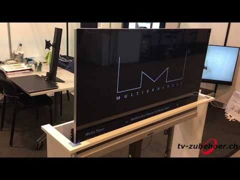 Ikea Billy Tv Lift Mov You Tvs