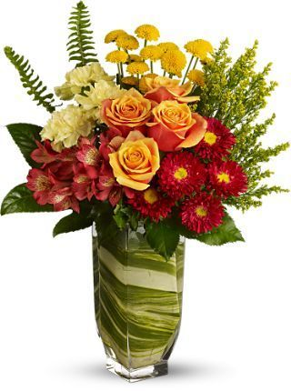 unique carnation roses floral arrangements - Google Search:
