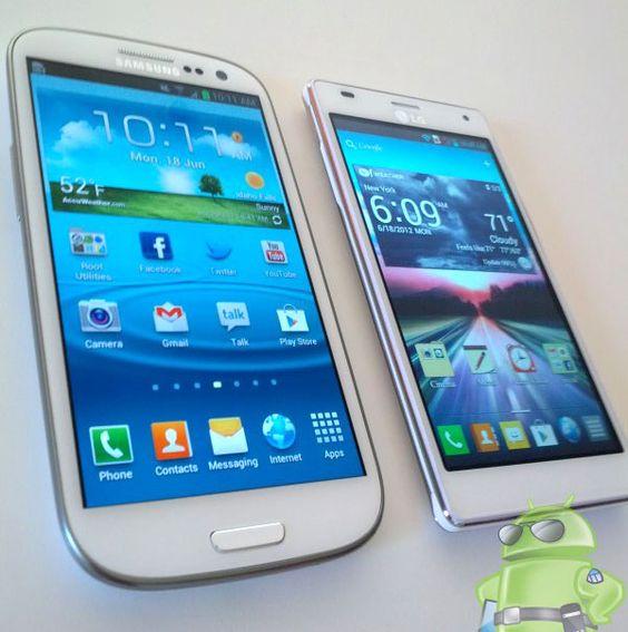 Samsung Galaxy S3 vs LG Optimus 4X HD | AndroidZone http://androidzone.org/2012/06/samsung-galaxy-s3-vs-lg-optimus-4x-hd/
