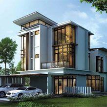 Fera Distinguished Luxury Waterfront Twin Villa Putrajaya Holdings