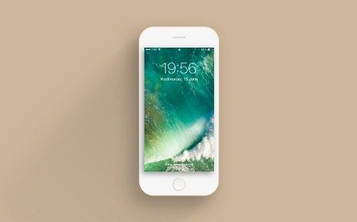 Download Flat Iphone 7 Sketch Mock Up Psd In 2020 Iphone Mockup Mockup Templates Iphone