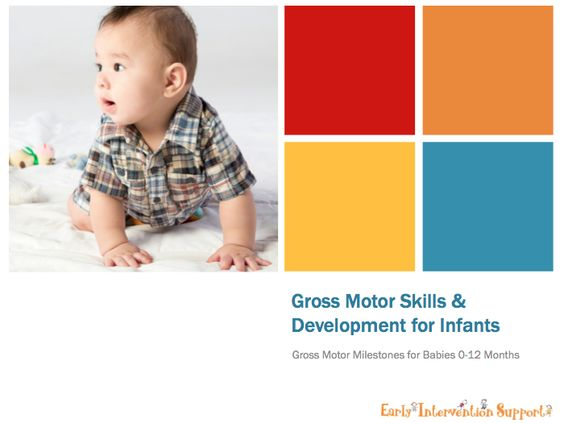 Learn About Gross Motor Skills For Infants Gross Motor