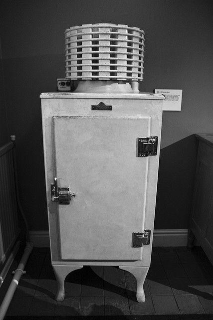 1920s Refrigerator