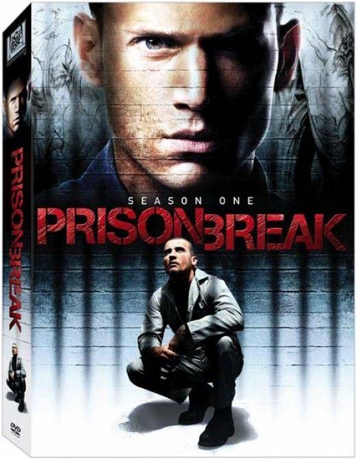 Tv Series Review Prison Break Season 1 Prison Break Filmes Gratuitos Filmes