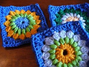 How To Crochet Granny Squares: Crochet Granny Squares, Crochet Flower, Crochet Bag Hat Squares, Grannie Squares, Crochet Squares, Crochet Grannies, Grannysquares Collection