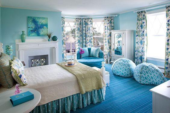 Dream Bedrooms for Teenage Girls | ... Bedroom Ideas for Teenagers : Awesome Teenage Girl's Dream Bedroom