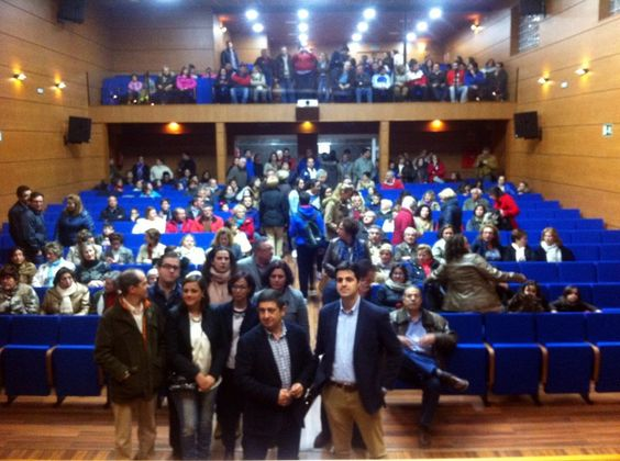Ibros cuenta ya con un nuevo teatro municipal