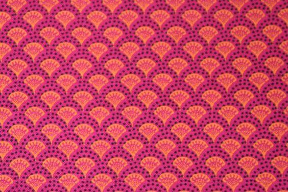 Pink Shweshwe Fabric Love Pinterest Pink And