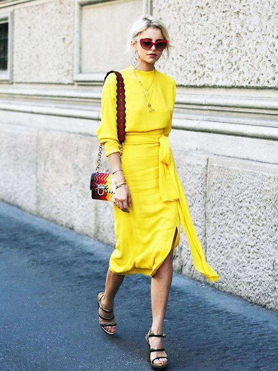 The 21 Best New-In Shopping Pieces Divided Up Into Todays It Colours for your Spring Outfits