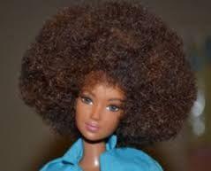 Barbie de Black Power - Iniciativa Contra o Preconceito