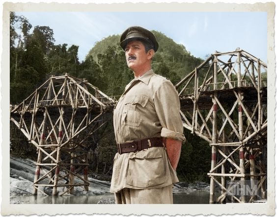Colonel Nicholson In The Bridge On The River Kwai Nicholson Performance Celebrities