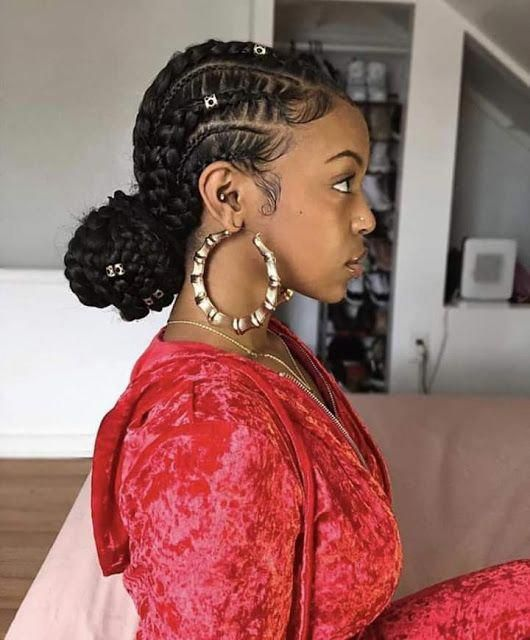 Natural Hairstyles Big Forehead Naturalhairstyles With Images