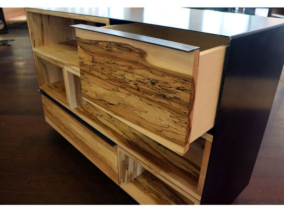 Product Image- love the combination of steel and wood