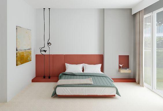 The Retro Stylish Renovation Of Rca Studio By Anderson Design Studio Hotel Room Design Luxurious Bedrooms Interior Design