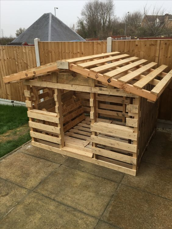 Pallet Playhouse Pallet Playhouse Pallet Dog House Pallet House