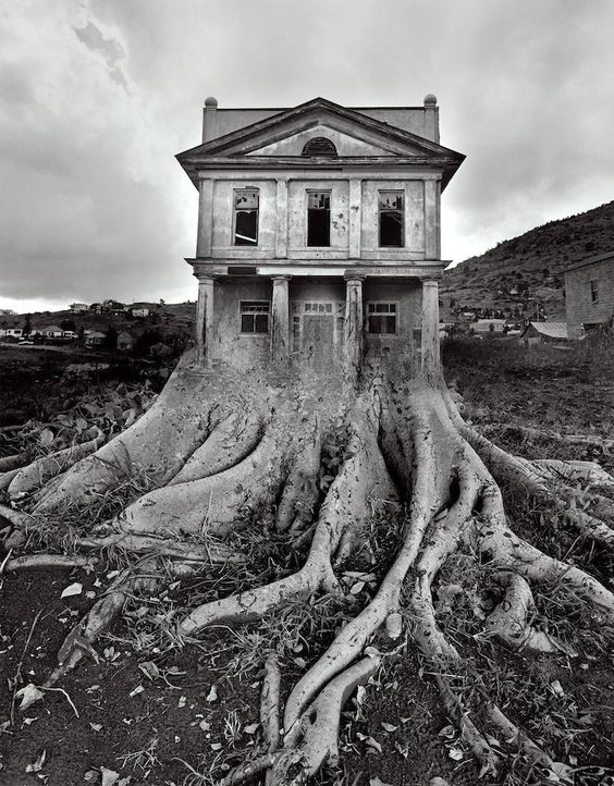 Incredible Manipulated Photography Before Photoshop by Jerry Uelsmann