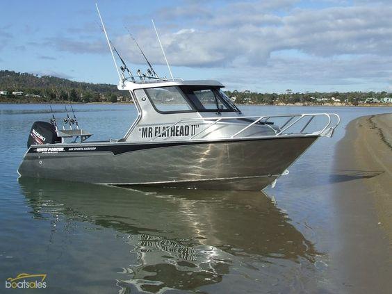 White Pointer 660 Sports Hardtop Fishing Pinterest