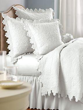 Coquillage De La Mer Bedding | LinenSource