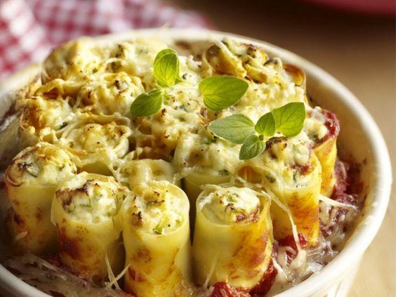 Vegetarische cannelloni - Libelle Lekker!