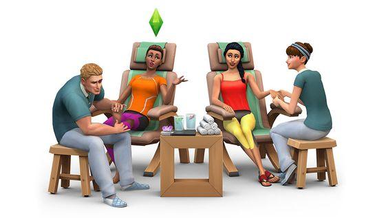 Die Sims 4: Wellness-Tag - Ratgeberspiel