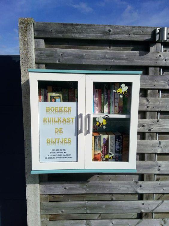 boekenruilkast Boortmeerbeek