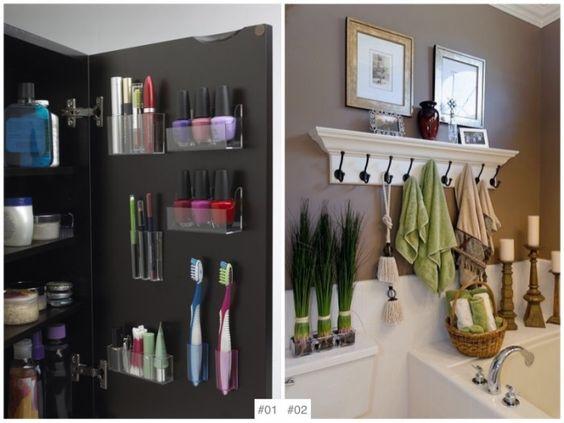 Diferenciando no banheiro – Ideias Diferentes