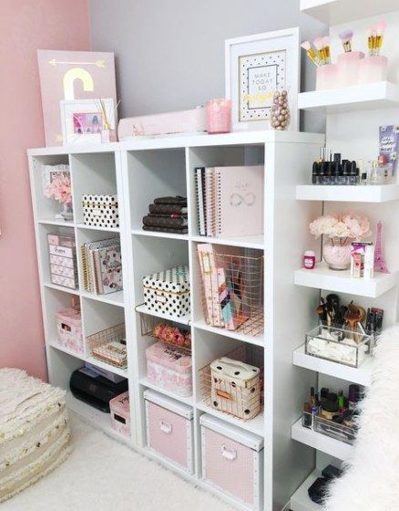 Best Ikea Cube Storage Office Shelving Units 30 Ideas Girls Room Storage Shelf Decor Bedroom Cube Storage Decor