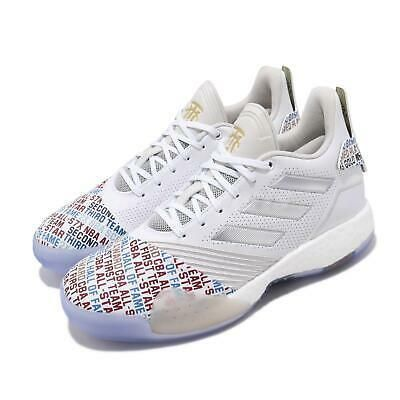 Costa Experto Chillido  adidas TMAC Millennium BOOST Tracy McGrady White Silver Men... | Silver  man, Tracy mcgrady, Adidas