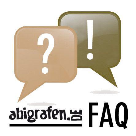 #abigrafen #FAQ – Fragen und Antworten rund um #Abiteitung #Abishirts #Abiball #Abiparty #Abistreich