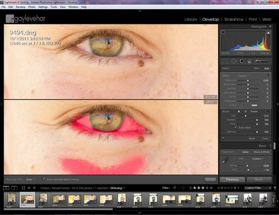 Correcting Color—Just Where You Want It! (Lightroom)