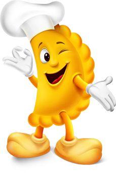Resultado De Imagen Para Empanada Caricatura Empanadas Dibujo Imagenes De Emojis Emojis Para Whatsapp
